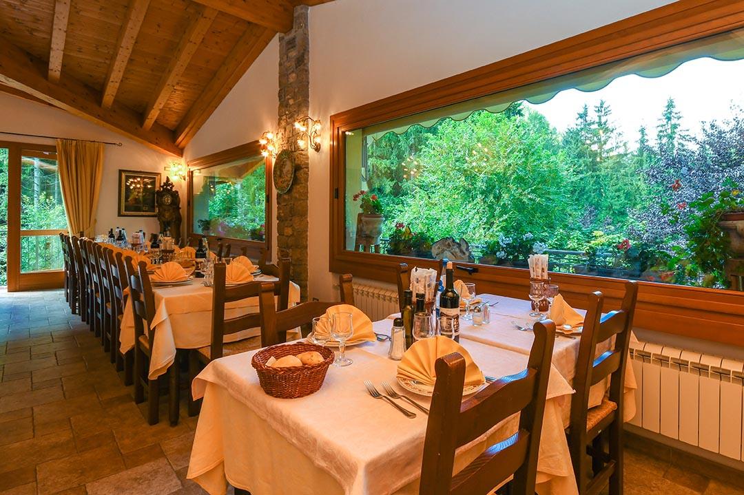 Albergo la pigna Borno Valle Camonica bg ristorante b