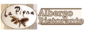 Logo Albergo La Pigna Borno albergo ristorante